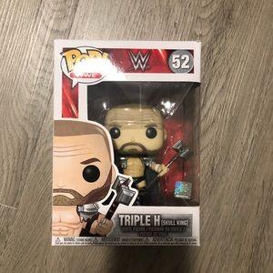 Funko POP WWE Triple H Skull King #52 vinyl figure